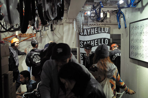SAYHELLO 2012 AUTUMN&WINTER SPOT EXHIBITION@W-LINE_3.jpg