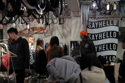 SAYHELLO 2012 AUTUMN&WINTER SPOT EXHIBITION@W-LINE_6.jpg