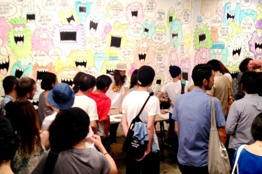 STUSSY GUEST ARTIST SERIES_KEVIN LYONS EXHIBITION_2.JPG