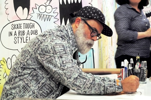 STUSSY GUEST ARTIST SERIES_KEVIN LYONS EXHIBITION_5.JPG