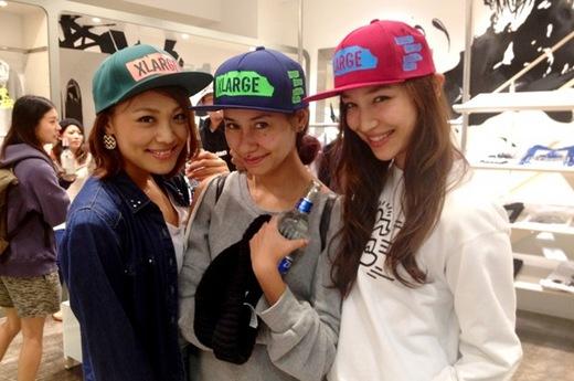 THE CHAZ BOJORQUEZ COLLECTIONLOS TOKYO LIVE PAINT SHOW_4_.JPG