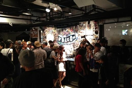 VOLCOM STORE TOKYO 5th Anniversary Party_1.jpg