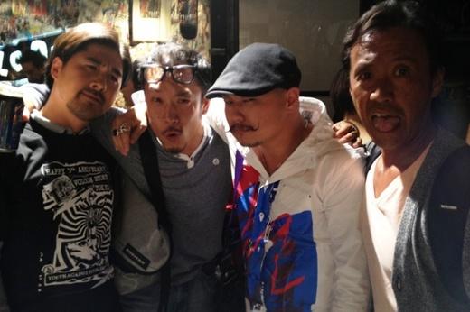 VOLCOM STORE TOKYO 5th Anniversary Party_3.jpg