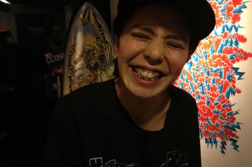 Volcom Stone presents EXPERIMENTAL ART SURF SHOP ART SHOW OPENING PARTY_kana.jpg
